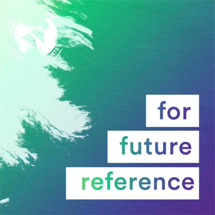I spoke with @ambarjac and @toritaylor for their new podcast, For Future Reference. We talked about mentorship, the lessons of public service, and making tough decisions. Tune in to #FFRPod👉🏽bit.ly/FFREp5