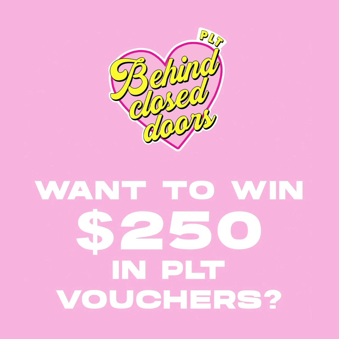 Wanna #WIN a $250 PLT voucher? 🤑 Listen to @JessicaBurciaga PLT podcast & leave a review for your chance to win! 😍💕👉 apple.co/2PsCFZi