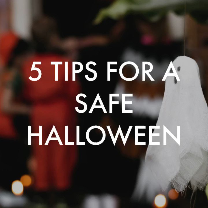Happy #Halloween, Denver! Check out these 5 tips to make sure you and your family stay safe while trick-or-treating this year. Boo safe out there! 👻