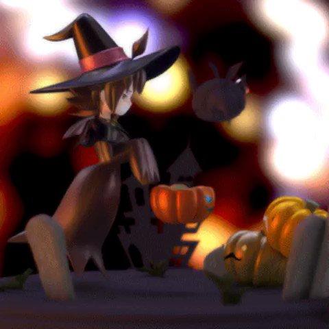 Happy Halloween, dear friends.😍🐯🎃