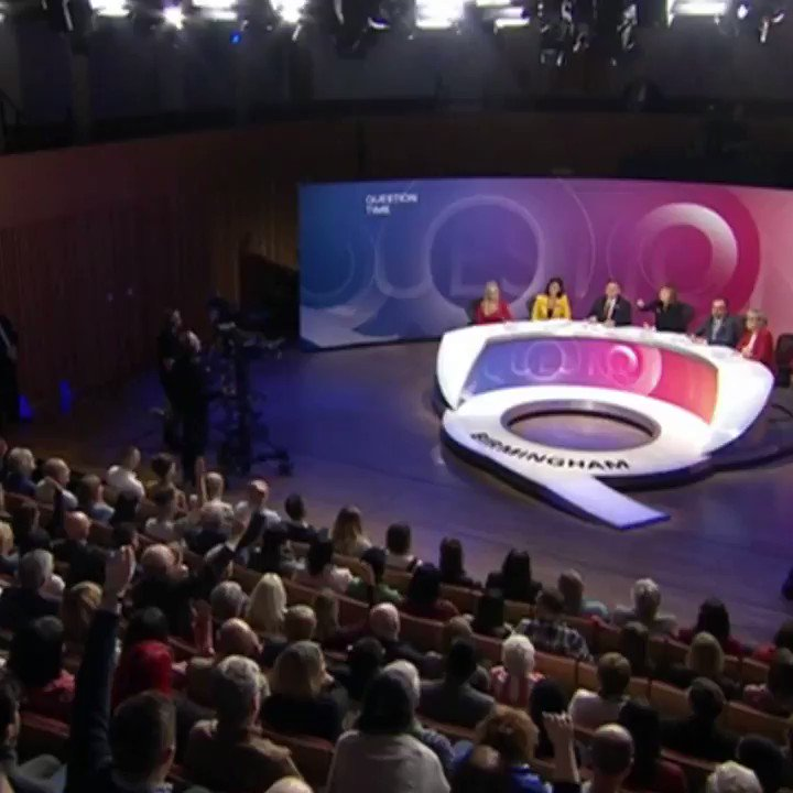 I think its safe to say that these two young lads in the #bbcqt audience arent fans of our politicians rolling back on their pledge to respect our vote...