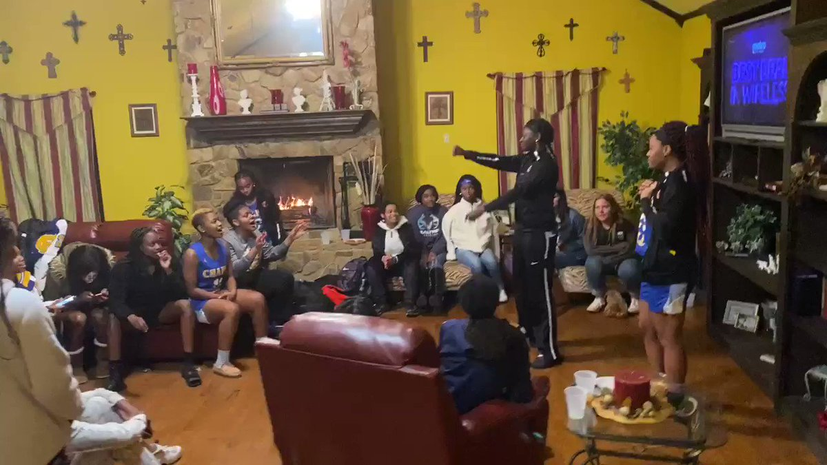 """A little 🎃 team building at the house. After""""Media Day"""" #G.R.I.N.D. #CodeBlue"""