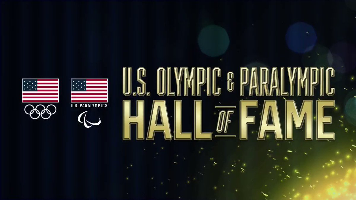 @USParalympics @usatf @candaceable @USADiving @USASwimming @DaraTorres They paved the way for future generations. Congratulations to the 1998 U.S. Olympic Womens Ice Hockey Team! #TeamUSAHOF x @usahockey