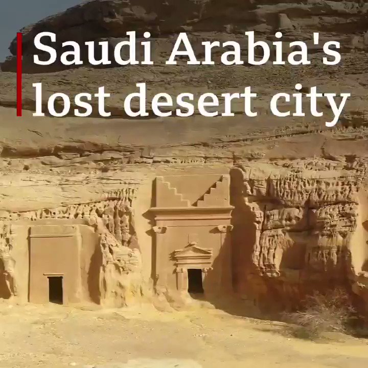 This week's trip to #SaudiArabia sees @rajandatar explore the lost 2,000-year-old city of #Hegra where, in just two years, archeologists have discovered 131 tombs and more than 17,000 sites - and counting!@BBCiPlayer: http://www.bbc.co.uk/iplayer/episode/m0009xpd…YouTube: https://www.youtube.com/channel/UCA6QuBRyyf4J61OLD_hALJg…