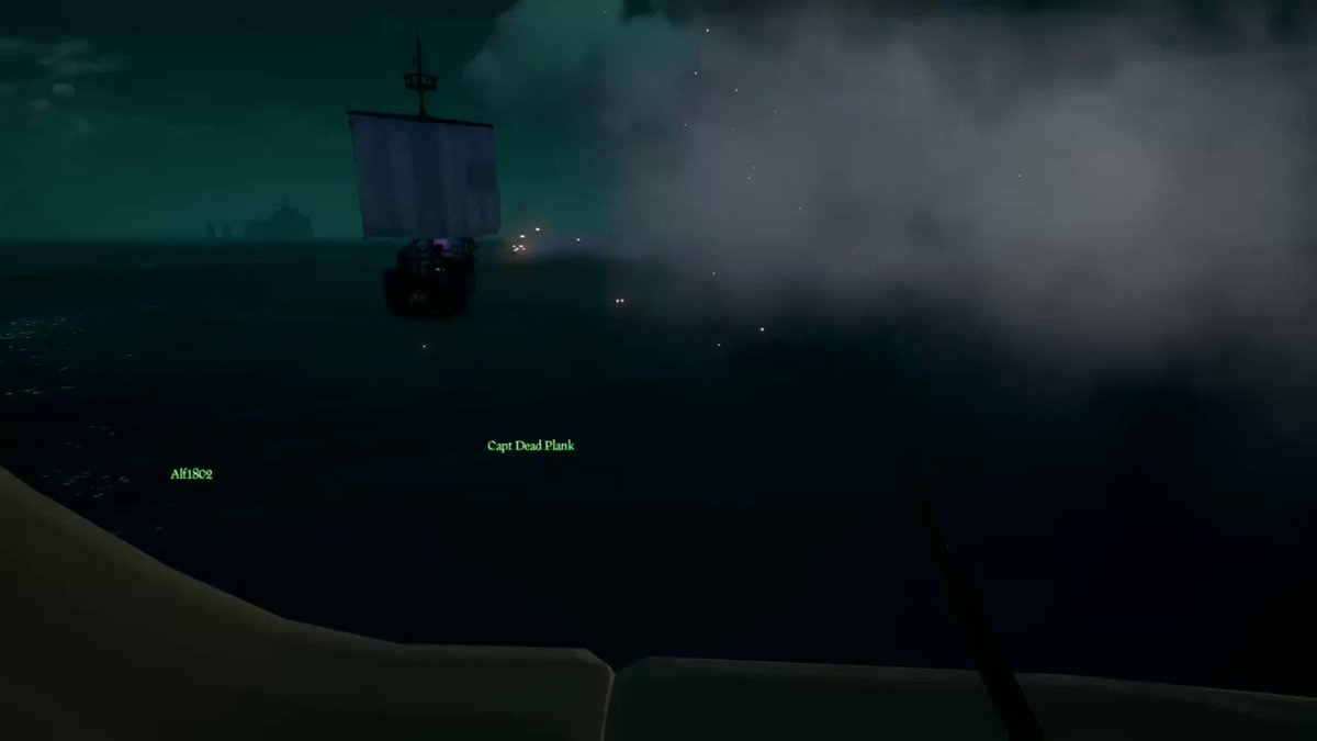 Defending the stack with @NayfePacewell @Huldera1 and @TACOKING1802.  #BeMorePirate #GettingStacked #StreamFam #SeaofThieves #XboxShare
