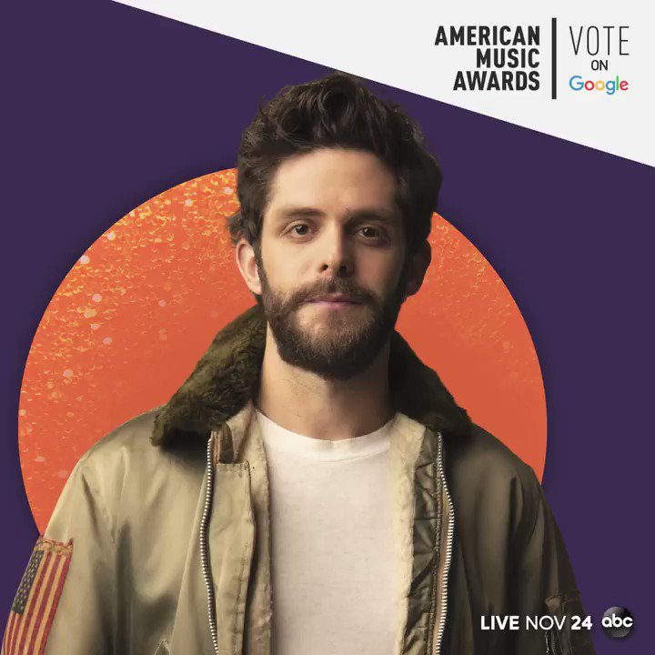 Life changes, but we wouldnt change @ThomasRhett for the world! Vote for him NOW at the #AMAs on @Google: goog.gle/AMAsVote