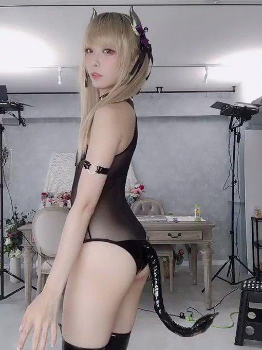 コスプレイヤーmisacoのTwitter動画29