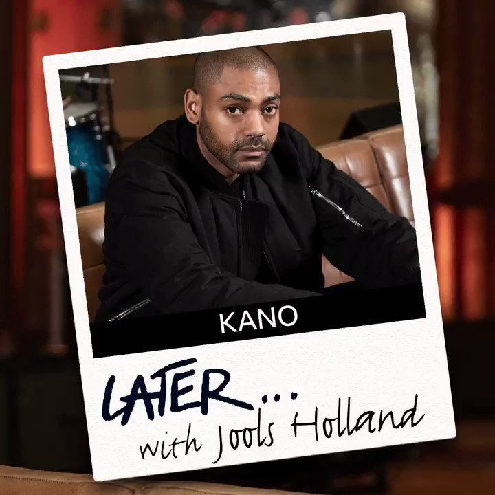 Coming to your screens this Thursday & Friday on @BBCTwo... 💥@TheRealKano 💥@joycrookes 💥@nerijamusic 💥@metronomy 💥@jamiecullum #LaterJools