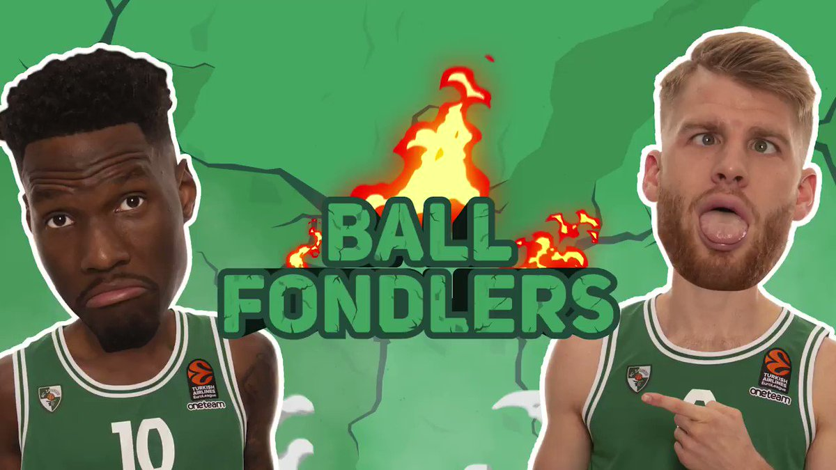 Promises have been made? ✅ Retweet this and @twalkup23 in a mohawk will be a sight to see! 🔥 Watch the full episode of #BallFondlers here: bit.ly/Ball-Fondlers