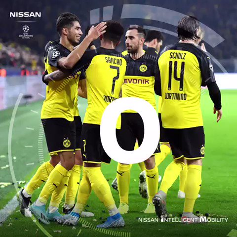 No goal had more passes in the build-up in Tuesday's @championsleague fixtures than Achraf Hakimi's winner for Borussia Dortmund. ⚡   #BVBInter #MoversAndMakers