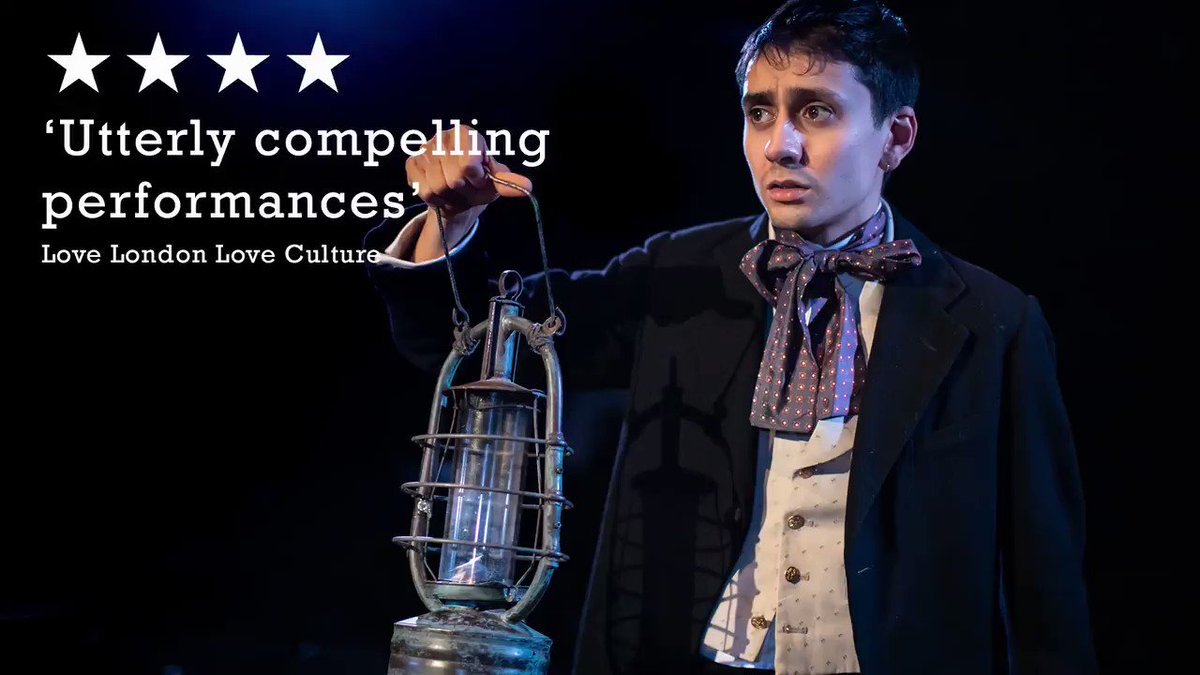 Catch our @NYTREPcompany at @swkplay before the end of Nov! nyt.org.uk/whats-on