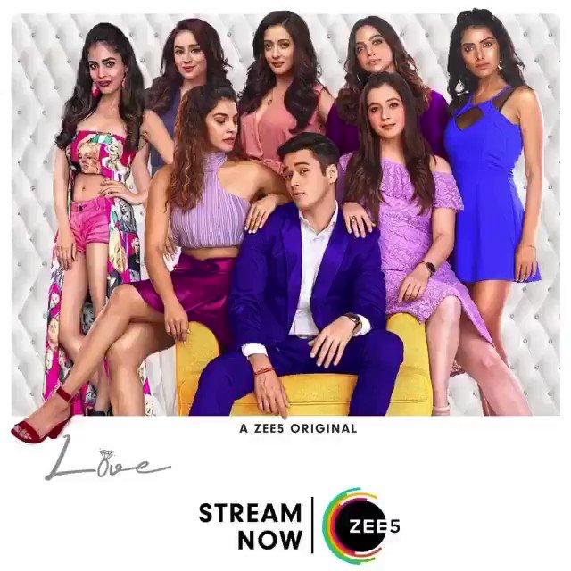 #LoveSleepRepeat streaming now! @RstfOfficial @ZEE5Premium