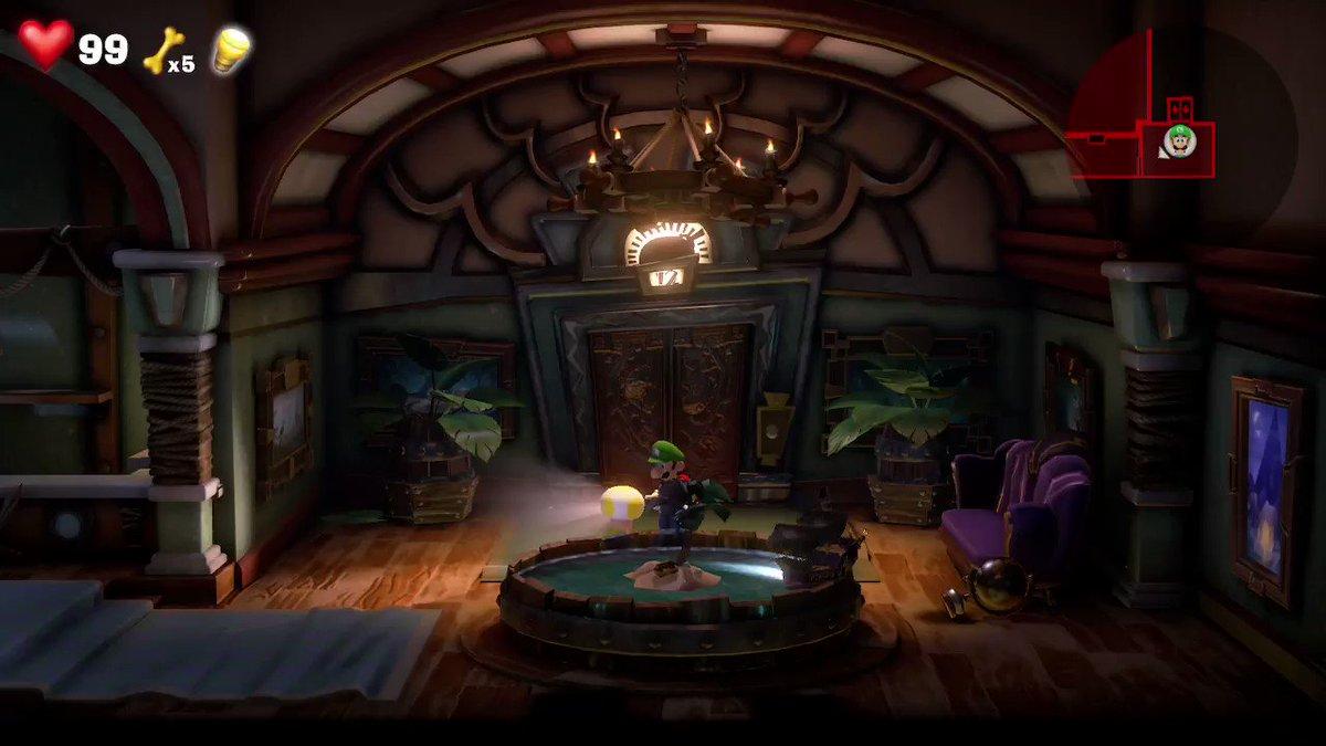 I Think I Broke Toad! #LuigisMansion3 #NintendoSwitch