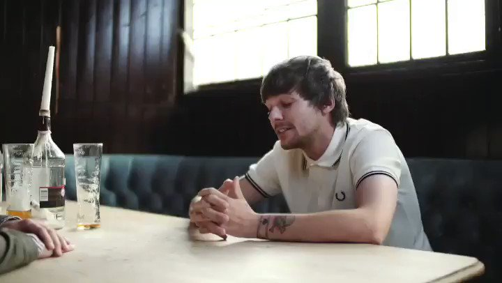 Chapter two of my chat with @gordonsmart is out now louis-tomlinson.co/Chapter2