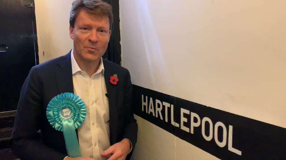Brexit, jobs, money: I'm ready to deliver for the people of Hartlepool.