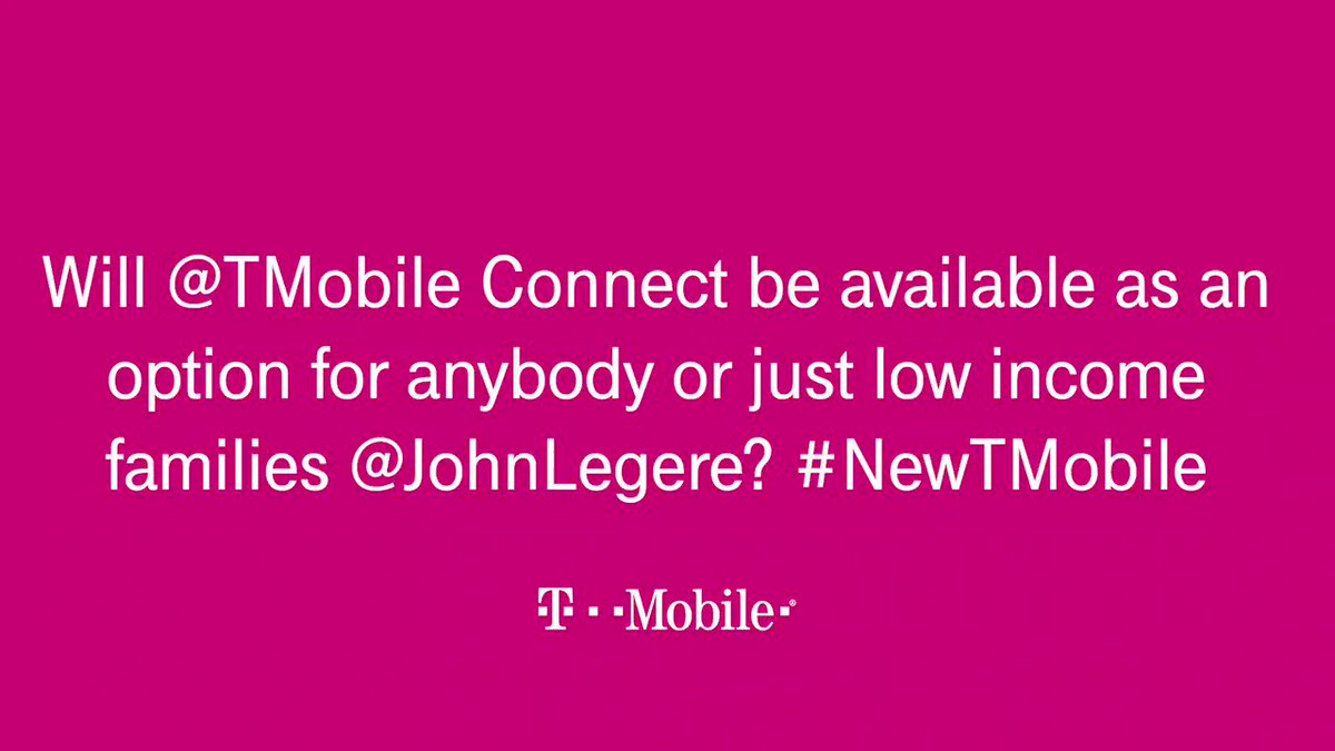 @TMobile's photo on #NewTMobile