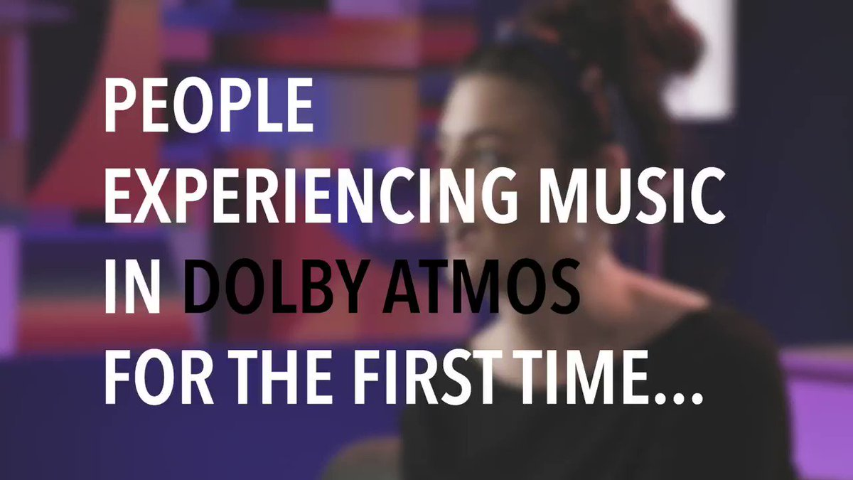 n. EAR•GASM: That special feeling you get when you listen to music in Dolby Atmos.🤯Starting today, you can get fully immersed in songs with Dolby Atmos on the all-new Echo Studio. Learn more 👉https://dolbylabs.co/echo-studio-tw#DolbyMusic | #DolbyAtmos | #EchoStudio
