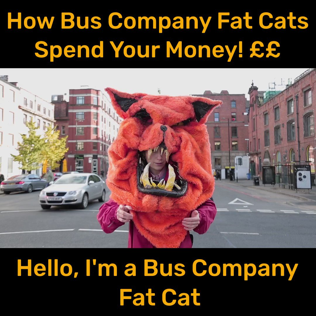 How Bus Company Fat Cats Spend Your Money! Watch this to see how Bus Company Fat Cats spend your money! Share so that bus companies can't keep taking us for a ride.