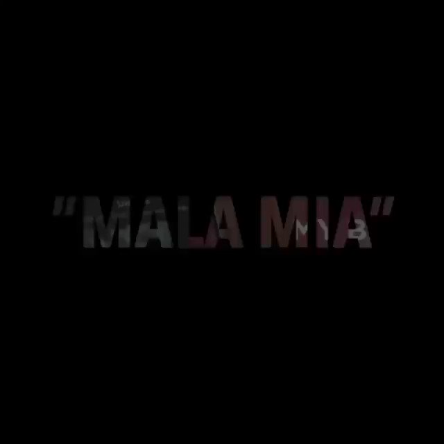 """Image for the Tweet beginning: """"Mala Mia"""" as recorded by"""