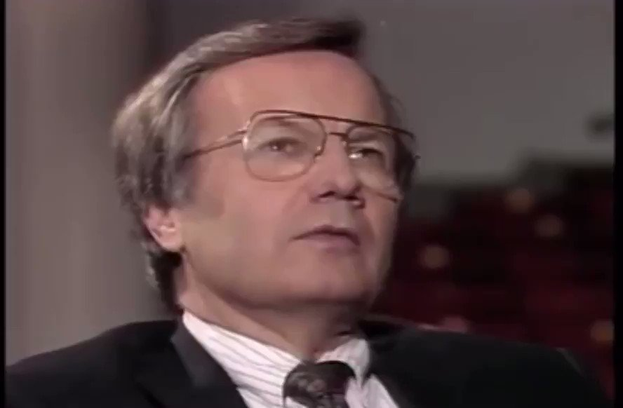 It was 1988 and the astonishing Isaac Azimov explains to Bill Moyers the concept of change. Cumulative and ever accelerating and ever expanding change. This is why any company on the planet should be working with accurate futurists and historians.