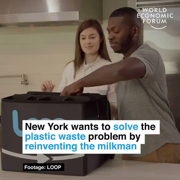 #NewYork is solving #plasticwaste by reinventing the milkman via @wef #PlasticPollution #PlasticFree #Innovation #SDGs @alvinfoo @TopCyberNews @chboursin @mvollmer1 @NevilleGaunt @AkwyZ @Julez_Norton @Fabriziobustama @ArkangelScrap @JoannMoretti @AdamRogers2030 @DrJDrooghaag
