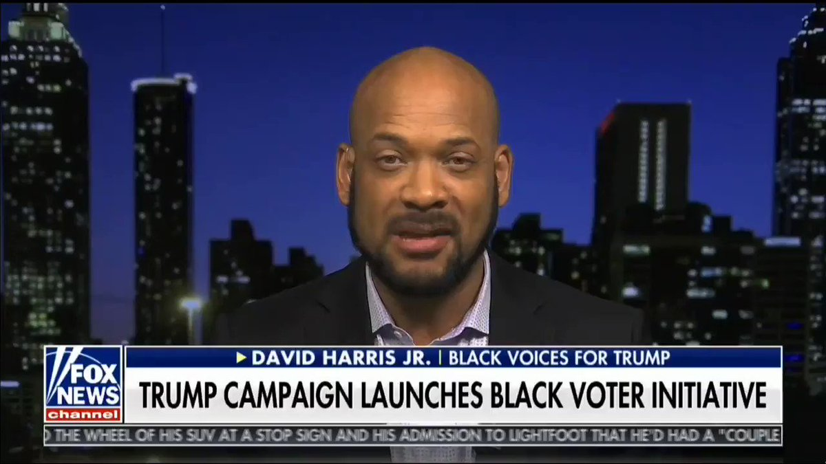 """""""What the President has done and is doing for the black community is so underrated, it gets downplayed every turn by the liberal media."""" -@DavidJHarrisJr"""