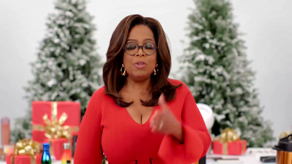 Tis the season for Faaaaaavorite Things 2019! I've been searching all year long for the absolute must-give gifts. Now it's my hope that these become some of YOUR favorite things. Happy holidays! Get the full list here: oprahmag.com/oprah-favorite… @oprahmagazine #OprahsFavoriteThings