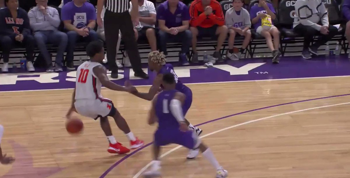 Illinois gets big games from Kofi Cockburn and Andres Feliz to beat Grand Canyon