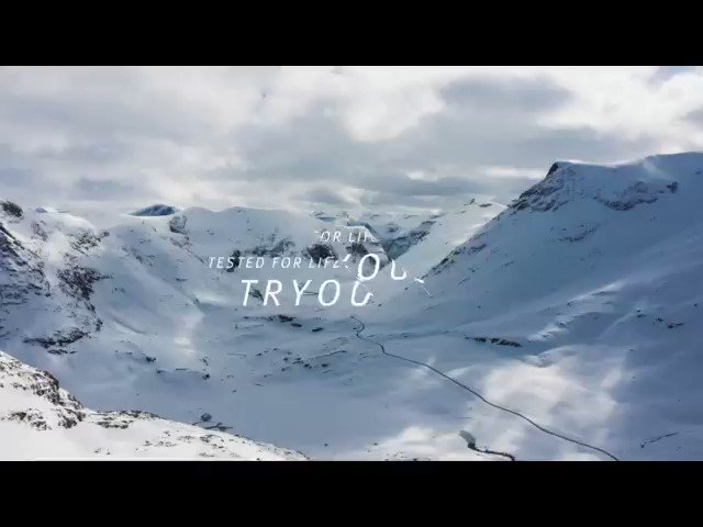 Discover Asbjørn Eggebø Næss amazing run, making his turns at his favorite place: Trollstigen in Norway. 🇳🇴❄️⛷ Experience the whole TestedForLife Tryout here: gtx.to/2WW2OBg