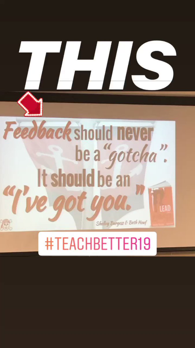 #ChasingGreatness at #TeachBetter19