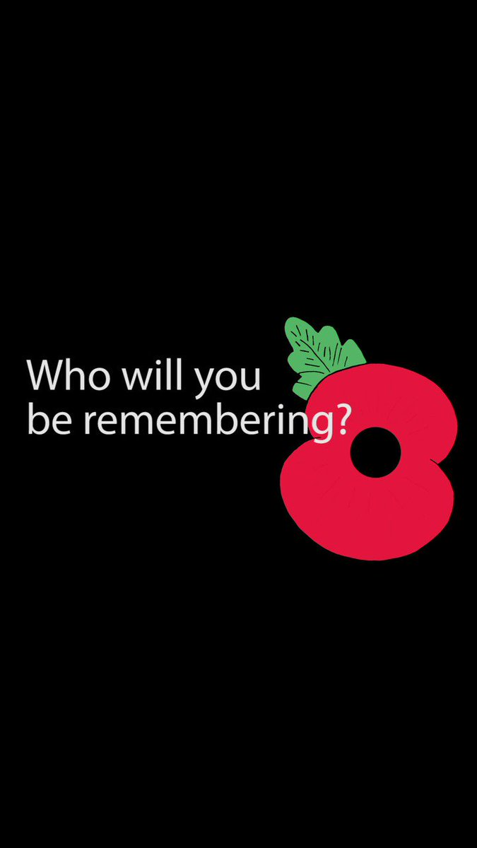 Who will you be remembering? RAF personnel around the country will be reflecting together about the many people through history who have fallen in the two World Wars and many conflicts since then. #RemembranceDay #LestWeForget