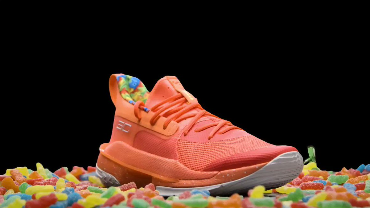 👀🔥😂 #Curry7 x #SourPatchKids #sooncome