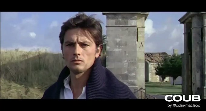 Alain Delon 84. Happy Birthday !
