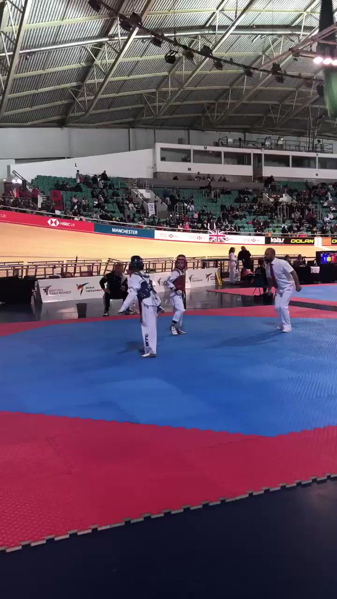 🥋| We have now entered the Finals stage of Day 1️⃣ here at the Kyorugi National Championships! ✨ 🥇🥈🥉🥉 #TaekwondoNationals2019