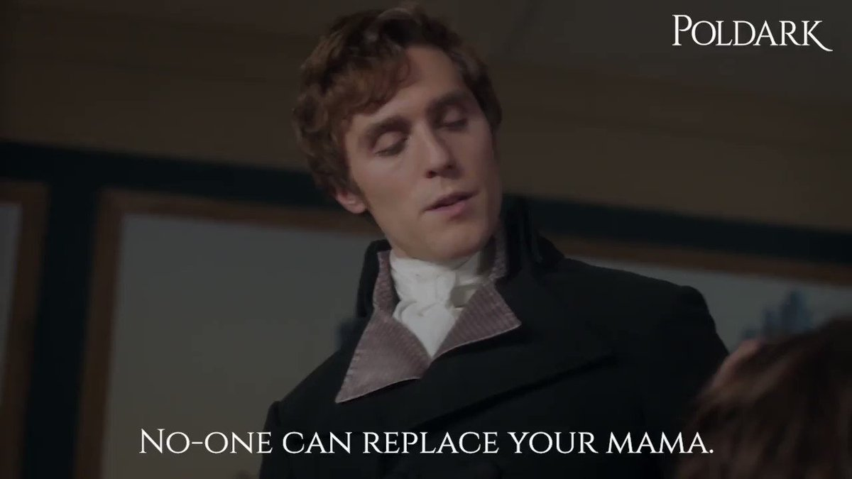 Were all for this side of George. ❤️ Join us tomorrow for the penultimate episode of #PoldarkPBS at 9/8c on @MasterpiecePBS
