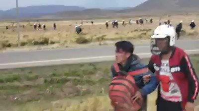 Evo Morales Foto