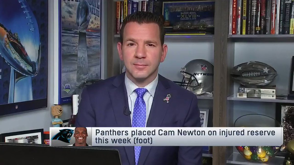 Cam Newton Reportedly Open To At Least 1 Trade Destination