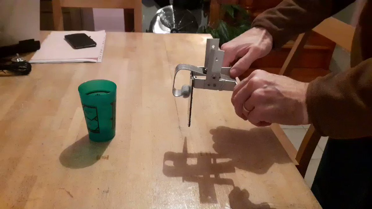 Image for the Tweet beginning: Test d'un mécanisme simple pour