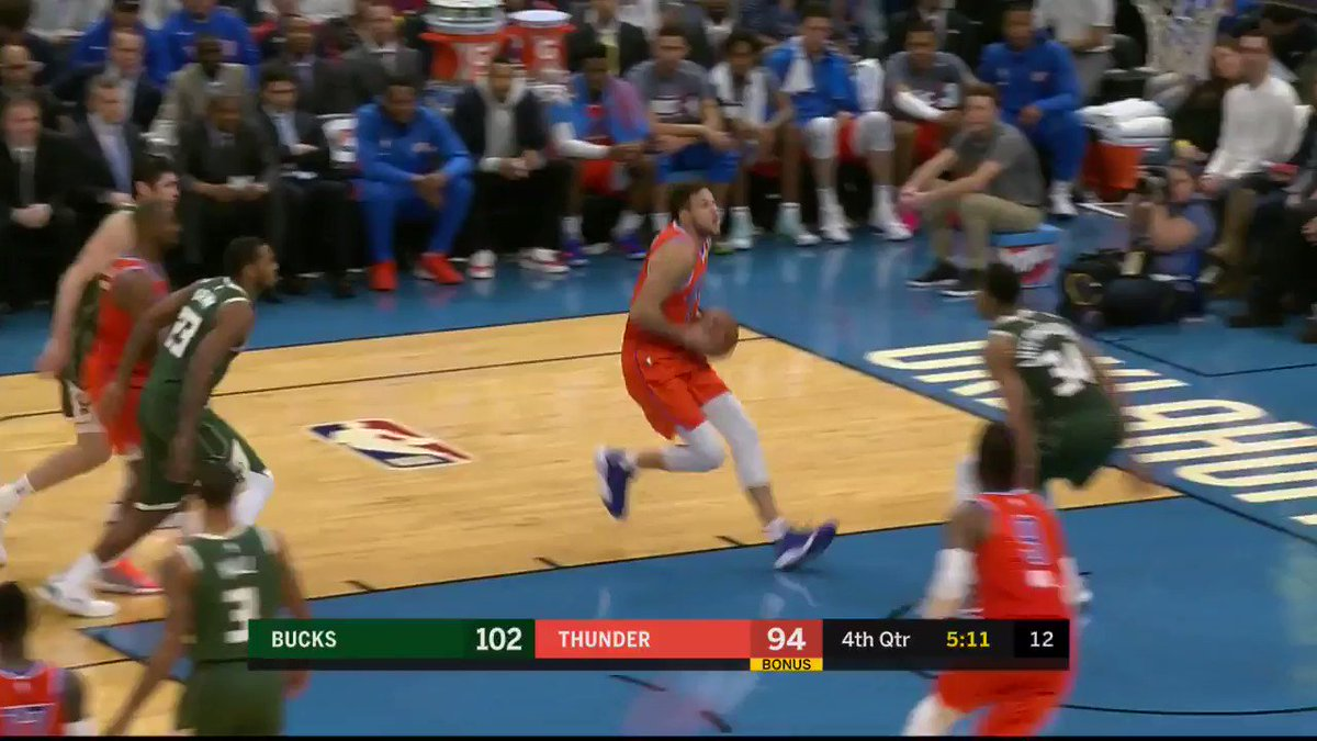 A look at the Thunder's quality 3-point shooting to begin the season