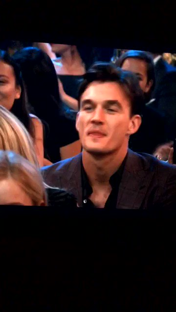 Tyler Cameron Sat With Hannah Brown at the PCAs, and the Look He Had When She Won Was Telling