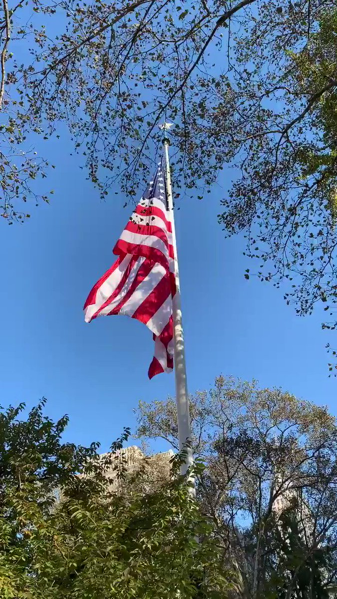Thank you to all who have served our city and country. #VeteransDay2019