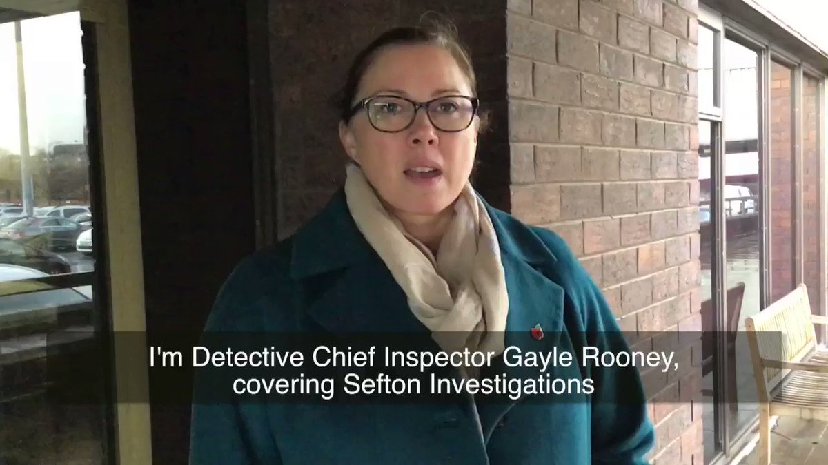 DCI Gayle Rooney of Merseyside Police welcomes the sentencing of David Ball who was today, Monday, 11 November, sentenced to a minimum of 27 years for the murder of 38-year-old Lee Atkins with a crossbow in Monfa Road, #Bootle on 6 May 2019. merseyside.police.uk/news/merseysid…