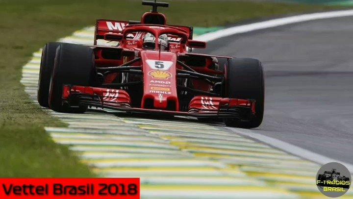Vettel com algo solto no meio das pernas #GPBrasil https://t.co/q8pZczZWHz