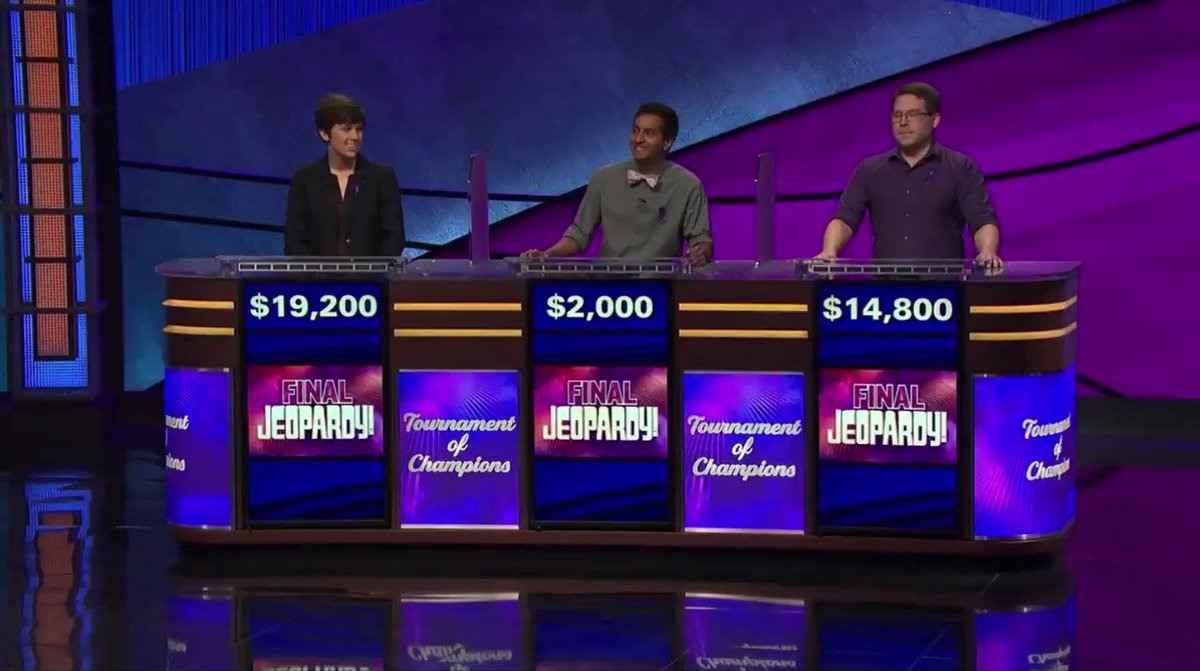 'We love you, Alex': Watch Alex Trebek get emotional at 'Jeopardy!' contestant's unexpected message