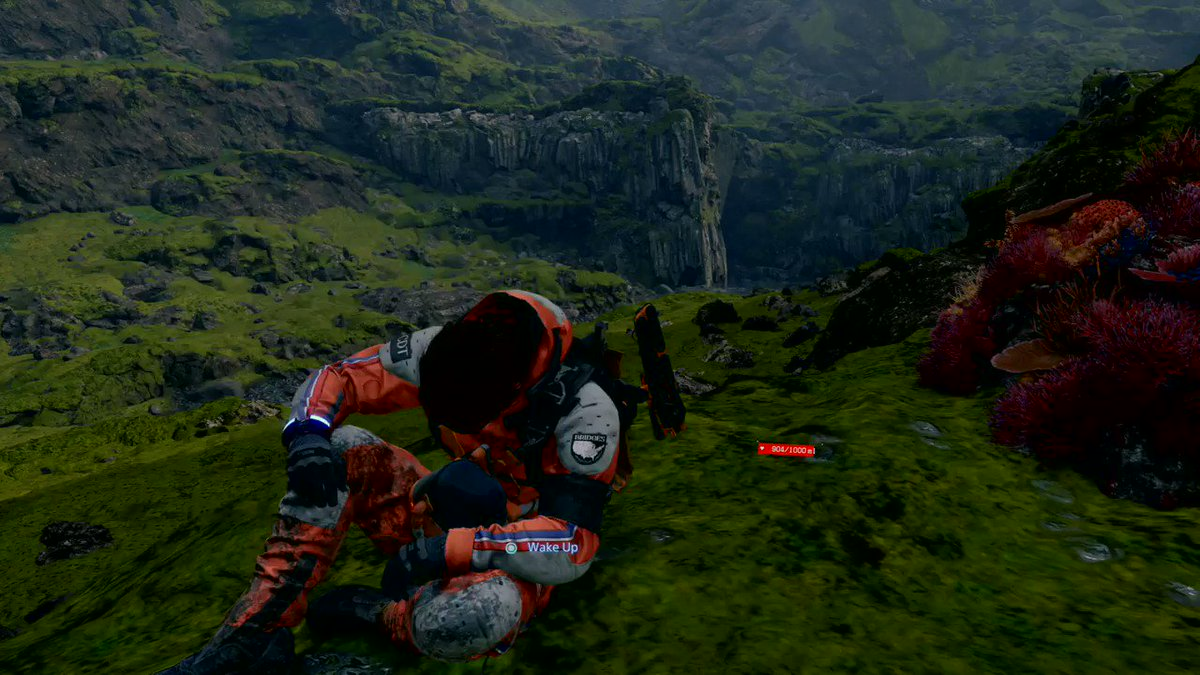 #DeathStranding #Meditation Beauty visually and audibly like this is transcending. store.playstation.com/#!/en-us/tid=C…
