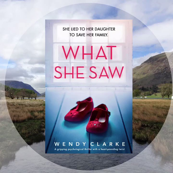 Image for the Tweet beginning: Love the #LakeDistrict? Love suspense?  Don't