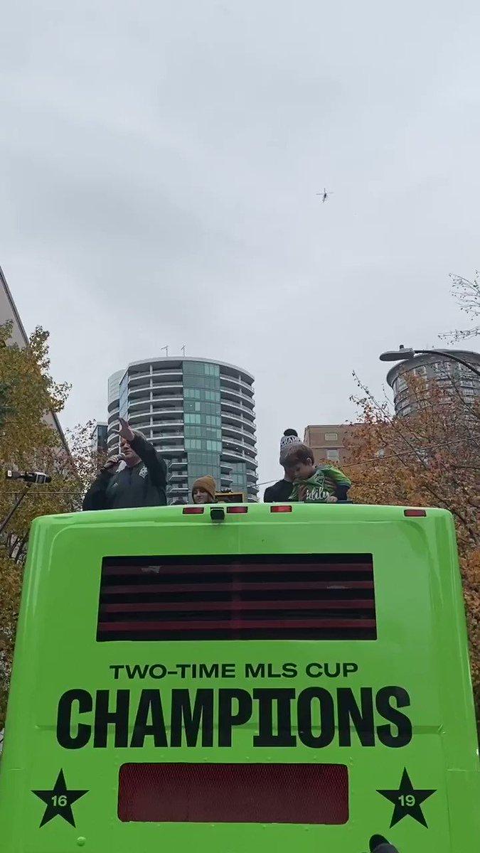 Seattle Sounders FC @SoundersFC