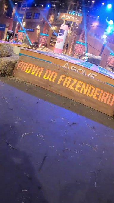 #ProvaDoFazendeiro Foto