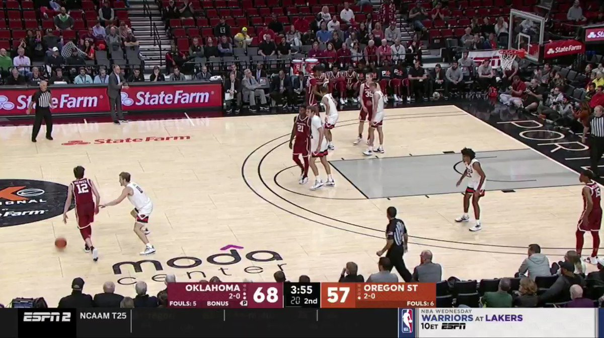 Oklahoma basketball: 4 takeaways from OU's 77-69 win over Oregon State