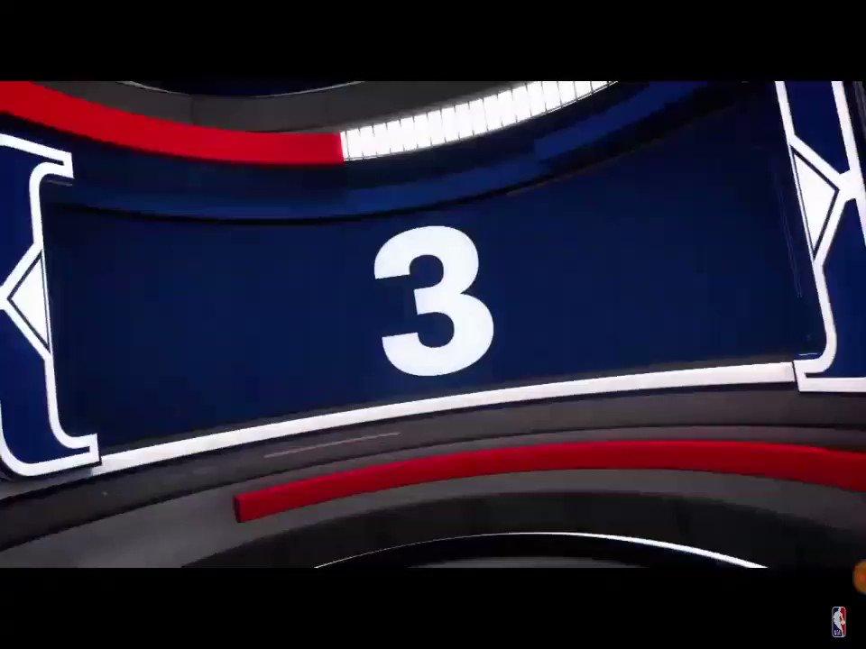 Nets han dominat fins un 13-0 al tercer quart. 18 (8/10), 15r i 2 taps Gobert vs 15 (6/8), 17 i 2tp DeAndre Jordan. 18 Conley (0/5 3p)... #TakeNote